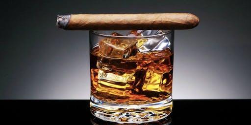 Cigar and Bourbon Event