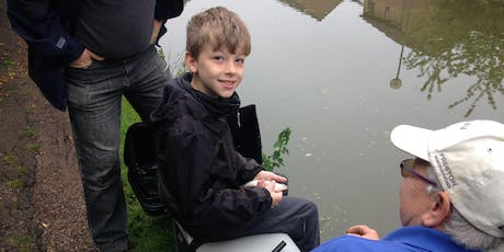 Free Let's Fish! - Milton Keynes  Learn to Fish Sessions - Milton Keynes AA tickets