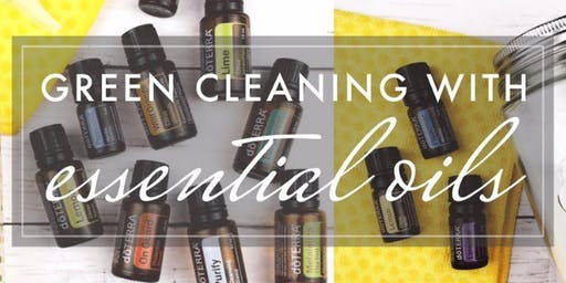 Green Cleaning - Creating a Toxic Free Home