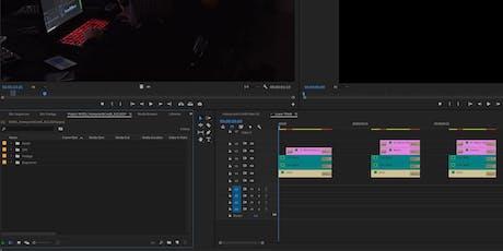 Video Editing 101: Premiere Pro Workshop tickets