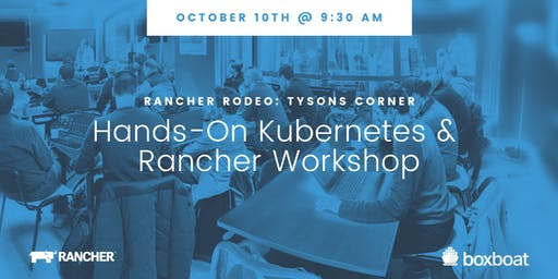Rancher Rodeo Tysons Corner