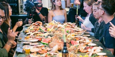 FILIPINO KAMAYAN DINNER AT BIG BOI tickets