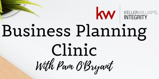Business Planning Clinic with Pam O'Bryant