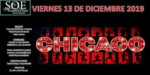 Vamos a Chicago el Musical
