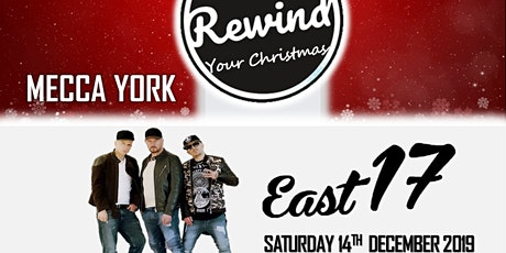 East 17 Live at Mecca York tickets