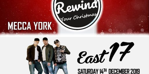 East 17 Live at Mecca York