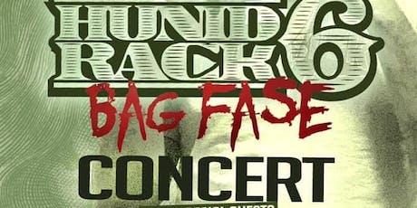 HunidRack6  / Baby Sean / Nay Renee / Suana Bois / Polo Hilfinger tickets