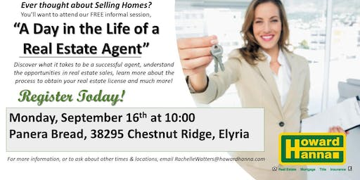 Ever thought about selling homes?