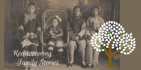 Rediscovering Family Stories tickets