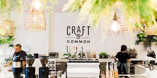 Craft + Common Johnny Cupcakes Pop-Up