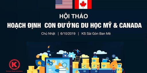 Hoi Thao Du Hoc My & Canada
