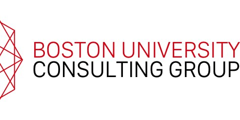 Boston University Consulting Conference: Consulting Group: Fall 2019