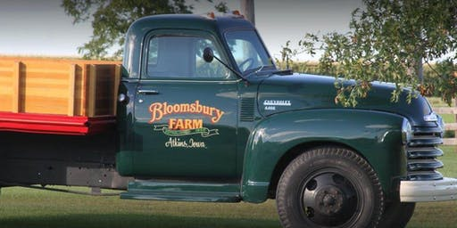 Bloomsbury Farm Trip