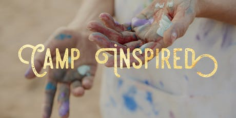 Camp Inspired: A Yoga & Art Camp for Grownups.  tickets