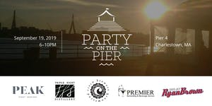 11th Annual Party on the Pier by Cisco Brewers and...