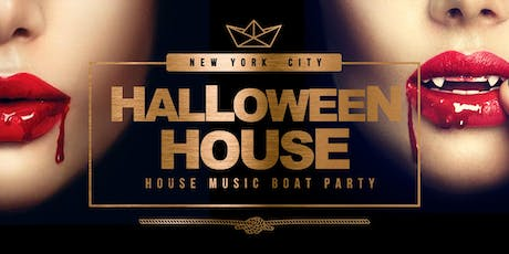 The NYC #1 Halloween Dance Music Boat Party on INFINITY: Saturday Night Yacht Cruise tickets