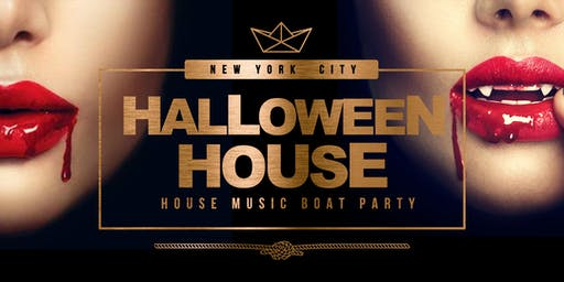 The NYC #1 Halloween Dance Music Boat Party on INFINITY: Saturday Night Yacht Cruise