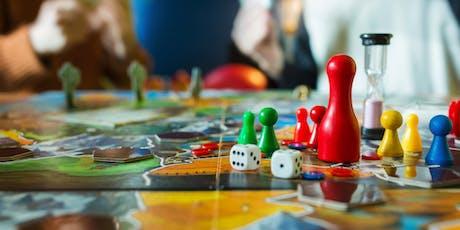 Jeux de plateau - Slow Gaming - Mercredi 18 Septembre billets