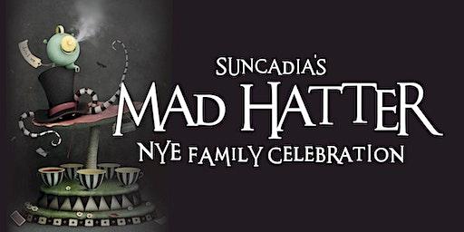 Suncadia's Mad Hatter NYE Family Celebration