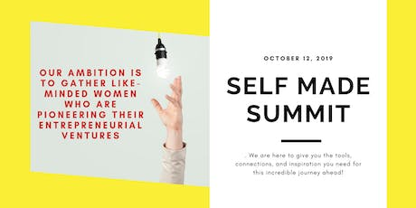 Self Made Summit | Workshops, Brunch, and Networking! tickets