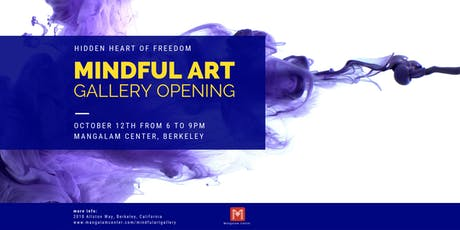 Mindful Art Gallery Opening tickets