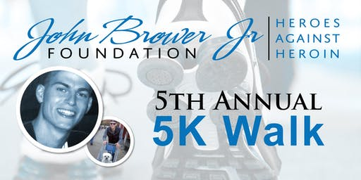 John Brower, Jr. Foundation 5th Annual 5k Walk