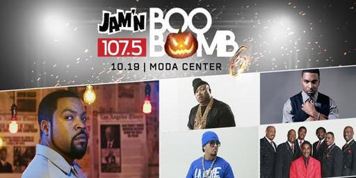 Boo Bomb 6 Ticket Giveaway