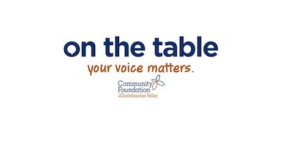 On the Table Chatt: Phenix City Housing Authority