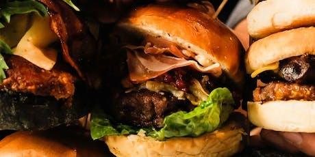 taller de hamburguesas  - 2da edicion entradas