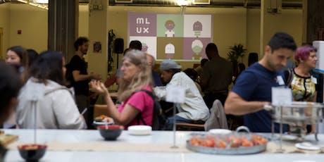MLUX x Clinc x Capgemini: Chatbots, Conversation, and Multimodal AI Design tickets