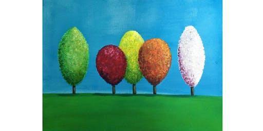 Lollipop trees