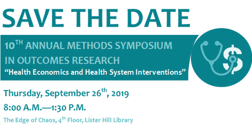 COERE 10th Annual Outcomes and Health Services Research Methods Symposium