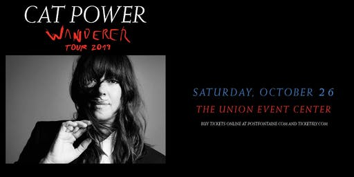 CAT POWER - Wanderer Tour 2019