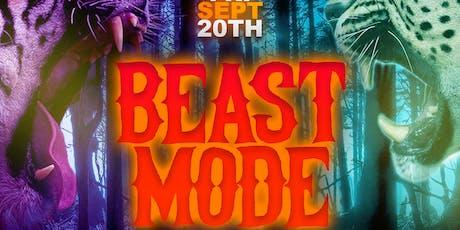 Beast Mode tickets