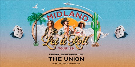 Midland: Let It Roll Tour tickets