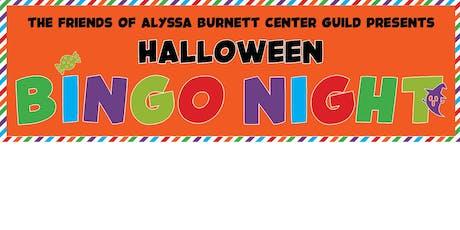Halloween Bingo Night! tickets