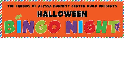 Halloween Bingo Night!