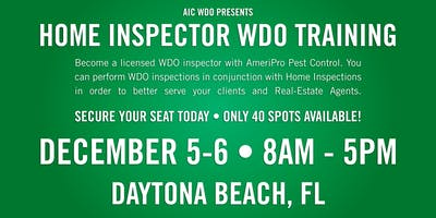 WDO Inspection Certification Course