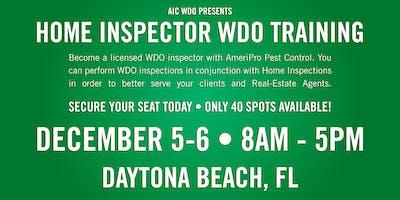 WDO Inspection Certification Course