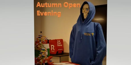 Autumn Open Evening (Year 10 & Year 12) tickets