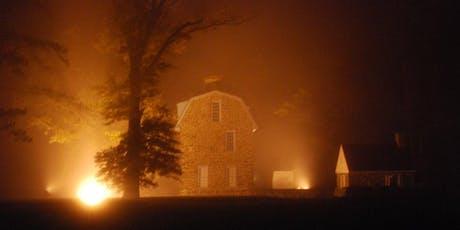 Haunted Lantern Tours & Mini Paranormal Investigation tickets