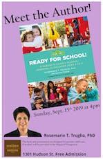 "Author Talk: Dr. Rosemarie Trugio, ""Sesame Street: Ready for School!"" tickets"