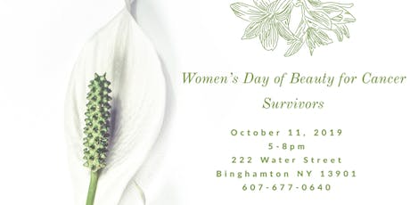 Women's Day of Beauty for Cancer Survivors tickets
