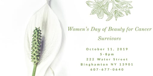 Women's Day of Beauty for Cancer Survivors