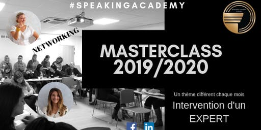 Masterclasses de la Speaking Academy