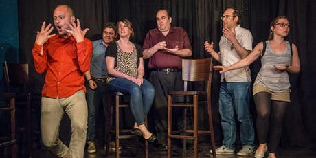 Improv For Beginners Drop-In tickets
