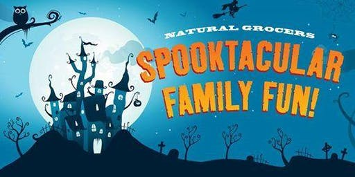 Spooktacular Family Fun at Natural Grocers