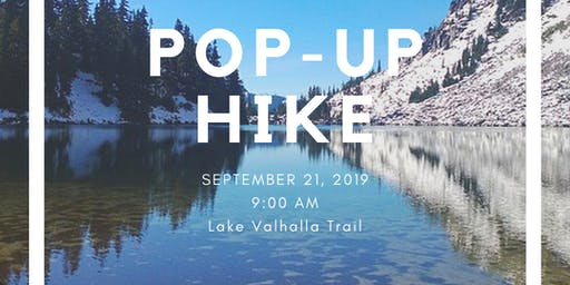 52 Hike Challenge Pop-Up Hike: Seattle, WA