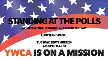 Standing at the Polls: Women voting, running, and leading the way!