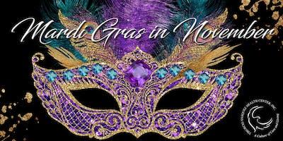 Mardi Gras in November